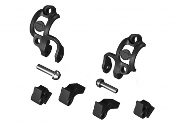 Paar Shimano I-Spec I und II Magura Shiftmix Halsbänder