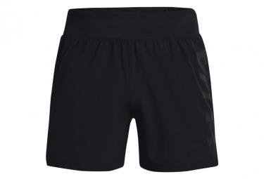 Under Armour Speedpocket 5 Shorts Negro Hombre Xl
