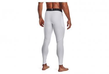 Collant de compression Under Armour Heatgear Armour Blanc Homme