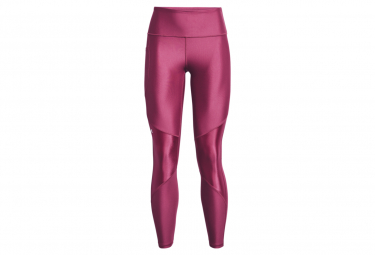 Under Armour Mallas Largas Heatgear Armour Shine Rosa Mujer M