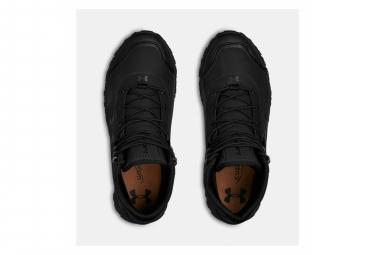 Chaussures militaires Under Armour Valsetz RTS 1.5 Noir