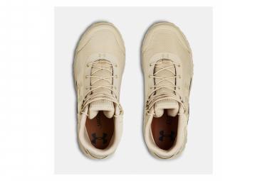 Chaussures militaires Under Armour Valsetz RTS 1.5 Beige