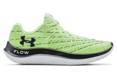 Chaussures de Running Under Armour FLOW Velociti Wind Vert / Noir
