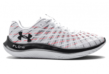 Zapatillas Under Armour Flow Velocity Wind Blanco Negro Mujer 39