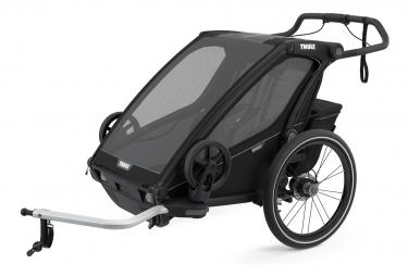 Remolque infantil Thule Chariot Sport 2 negro