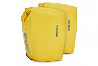 Thule Shield Pannier 25L Coppia di Borse bici (50L) Gialle