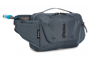 Riñonera Thule Rail 4L azul oscuro + bolsa de agua de 1.5L