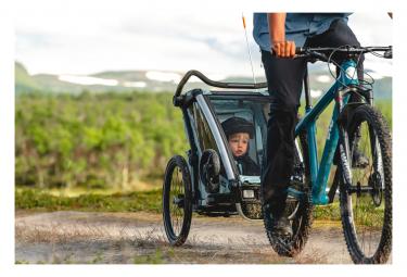 Remorque à Enfant Thule Chariot Cross 1 Alaska Bleu Clair