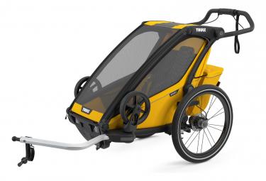 Remolque infantil Thule Chariot Sport 1 Spectra amarillo