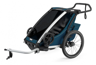 Remolque Infantil Azul Thule Chariot Cross 1