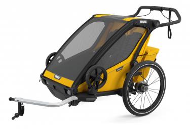 Remolque infantil Thule Chariot Sport 2 Spectra amarillo