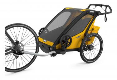 Remorque à Enfant Thule Chariot Sport 2 Spectra Yellow