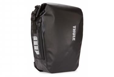Sacoche de Porte-Bagages Thule Shield Pannier 17L Noir