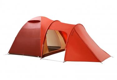 Tente Vaude Campo Casa XT 5P Rouge