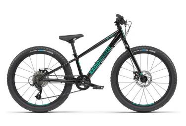 Radio Bikes Zuma 24   Microshift 8s Mtb Ninos Negro 8 12 Anos