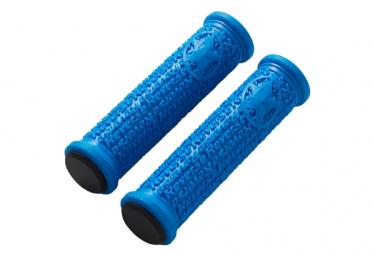 Reverse Stamp Basic Grips Blue