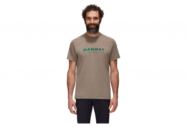 Mammut Trovat Camiseta Roja Para Hombre M