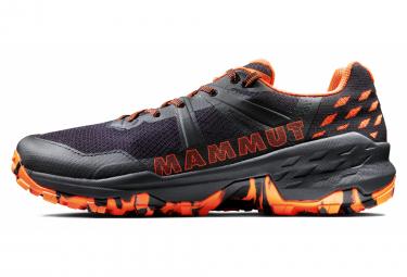 Mammut Sertig Ii Low Approach Zapatos Negro Naranja Hombre 45 1 3