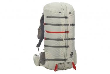 Sac de Randonnée Sierra Design Flex Capacitor 40-60 Blanc Birch