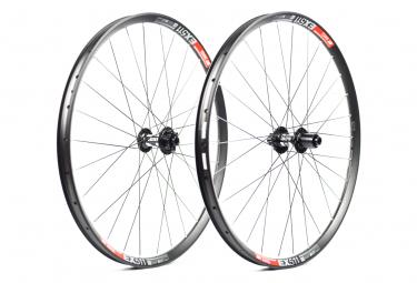 DT Swiss EX 511 - DT350 27,5 '' Juego de ruedas | Impulso 15x110 - 12x148mm | 6 agujeros