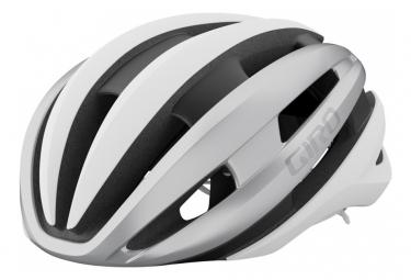Giro Synthe Mips II Straßenhelm Weiß / Silber 2021