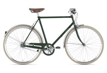 Vélo de Ville Gazelle Van Steal H V7 Shimano Nexus 7V Vert 2021