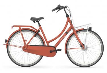 Bicicleta Ciudad Mujer Gazelle Puurnl L R7T Marron