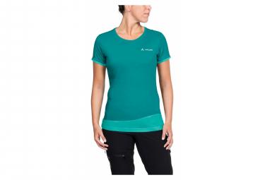 Camiseta Vaude Sveit Shirt Riviera Mujer M