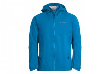 Vaude Croz 3l Jacket Iii Atlantic Chaqueta Impermeable Hombre L
