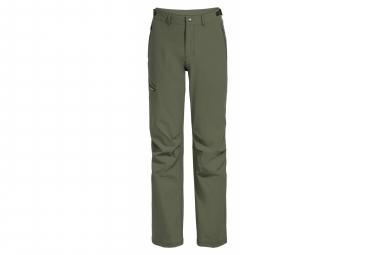 Vaude Farley Stretch Pants Ii Khaki Pantalones Para Hombre Xl