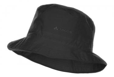 Sombrero De Lluvia Vaude Escape Negro L