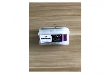 MOMUM - Valves aluminium base ronde -TAV - 60mm - BLACK
