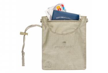 Briefcase Ferrino Security Belt Matrix Beige