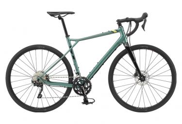 Gravel Bike GT Grade Expert Shimano Tiagra 10S 700mm Jade Green
