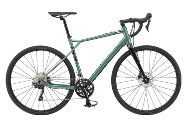 Gravel Bike GT Grade Expert Shimano Tiagra 10V 700 mm Vert Jade