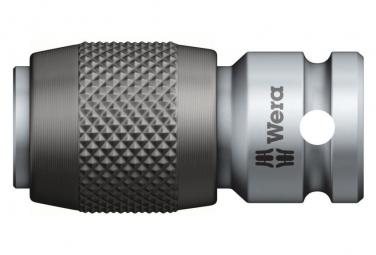 Image of Wera adaptateur 1 4 pour embout 6 pans 1 4