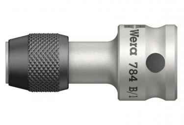 Image of Wera adaptateur 3 8 pour embout 6 pans 1 4