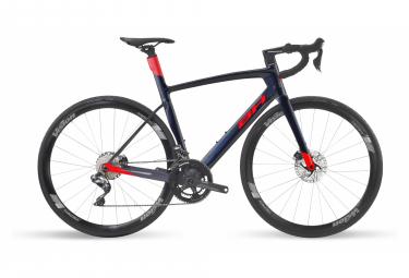 Vélo de Route BH G8 Disc 6.0 Shimano Ultegra Di2 11V Bleu / Rouge 2021