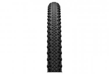 Continental Terra Trail - Neumático de grava de 700 mm Tubeless Ready plegable ProTection BlackChili Compound Cream Sidewall E-Bike e25