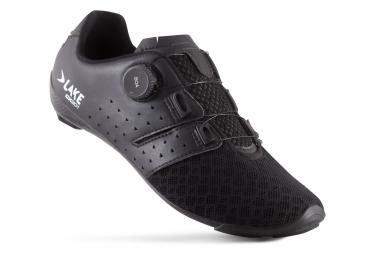 Zapatillas de carretera Lake CX201 negras