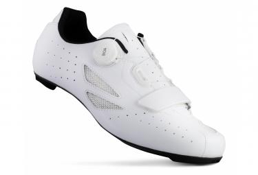 Zapatillas de carretera Lake CX218-X Blanco / Versión grande