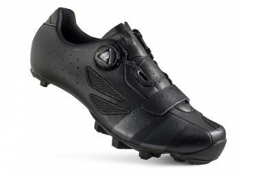 Zapatillas de carretera Lake MX218-X, negro, versión grande
