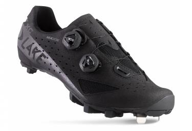 Zapatillas de carretera Lake MX238 XC negro