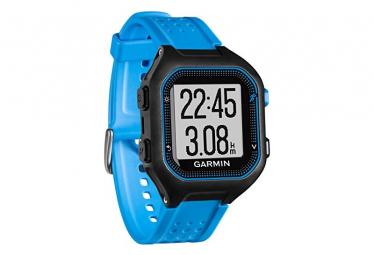 Image of Garmin forerunner 25 montre de running connectee taille small noir et bleu