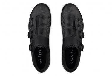 Zapatillas de carretera Fizik R1 Vento Infinito Knit Carbon 2 negro