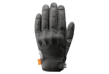 Gants Hiver Racer Gloves Rock WR D3O Gris / Orange