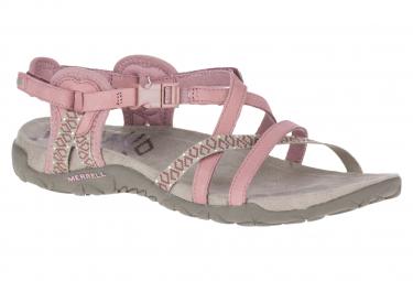 Sandales de Randonnée Merrell Terran Lattice II Violet Femme