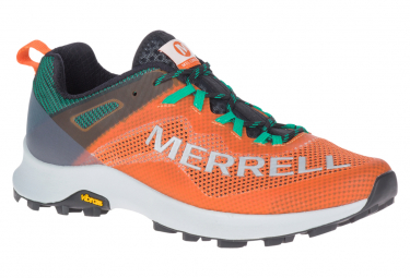 Merrell Mtl Long Sky Orange Hombre Trail Zapatos 46