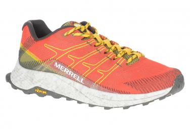 Merrell Moab Flight Red Trail Zapatillas Para Hombre 44