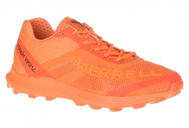 Chaussures de Trail Merrell Skyfire Ocr Tough Viking Orange